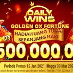 DAILY WINS GOLDEN OX FORTUNE